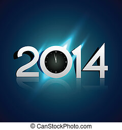 creative 2014 new year