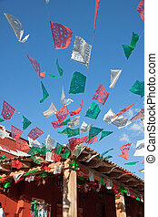 Celebratory mexican decoration - Mexican decoration for...