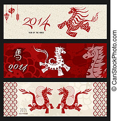Chinese New Year of the Horse - 2014 Chinese New Year of the...