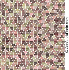 seamless soft hexagonal pattern
