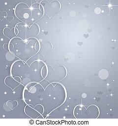 Abstract Valentine Background - valentine holiday abstract...