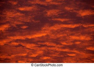 Clouds At Sunrise
