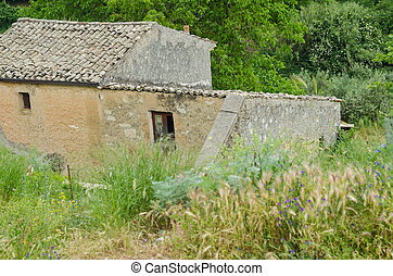 House in Sicily - Farmers house in Sicily, Italy