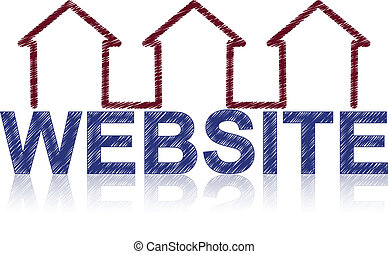 website house