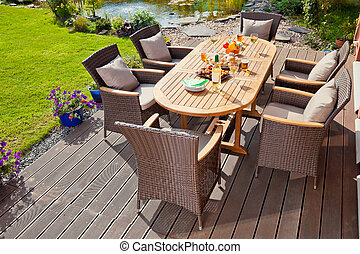 Luxury rattan Garden furniture - Luxury Garden rattan...