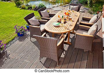 Luxury rattan Garden furniture - Luxury Garden rattan...