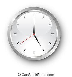 Cockface  - Illustration of a standard clockface