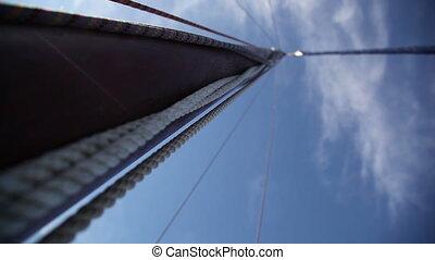 sail of yacht 4 - sail of yacht