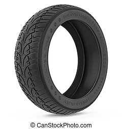 Car winter tire
