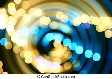 motion bokeh - speed motion bokeh - abstract blurred...