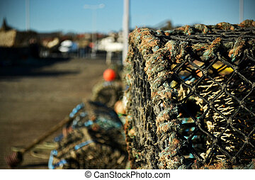 Anstruther Harbour - Lobster Pot at Anstruther Harbour