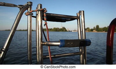 equipment of new boat 9 - equipment of new boat