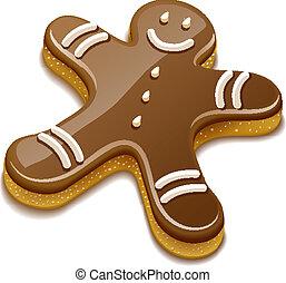 doce, chocolate, biscoito, human, Natal, feriado