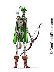 Danse Macabre. Robin Hood