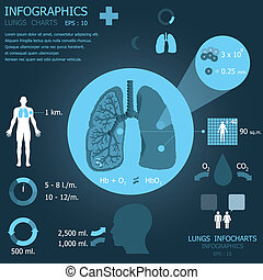 Lungs Infocharts