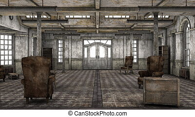 ruins - image of ruins