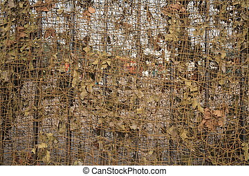 Camouflage  - Army or Military Artificial Camouflage