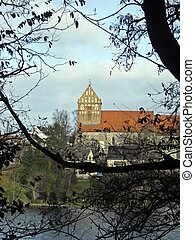 Churches Uckermark - Looking for Ev St Johns Church