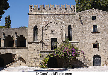 Old Hospital of the Knights in Rhodes Old Town