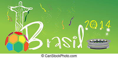 Brazil 2014 words - Brazil 2014 world cup  soccer 2014