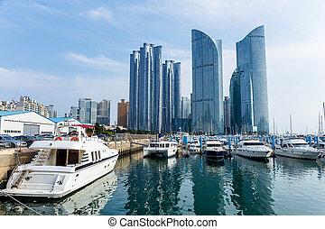 Busan city