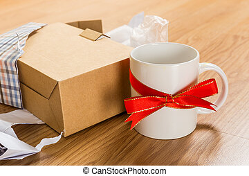 Worst gift, cup