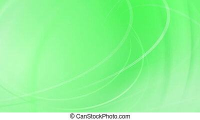 Abstract background in motion