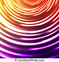 Abstract astral background