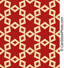 Vector seamless abstract geometric pattern - vector seamless...
