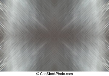 Brushed metal texture abstract back