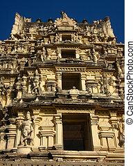 Mysore architecture - A beautiful building of Mysore...