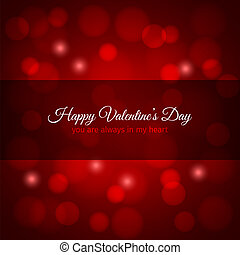valentines day red lights design background 10 eps