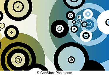 Fun Partying Nightlife Abstract Background As Art