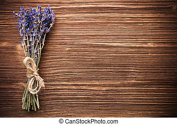 Aromatherapy. - Spa accessories, lavender.