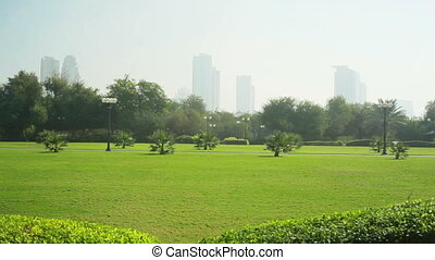 Landscaped Park - Landscaped Formal Garden. Park