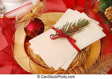 christmas eve wafer - traditional christmas eve wafer on...
