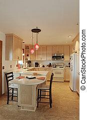 Updated Kitchen Interior