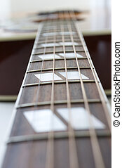Guitar strings - strings of acoustic guitar
