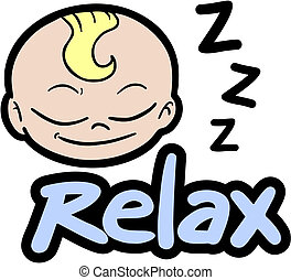 Baby relax - Creative design of baby relax