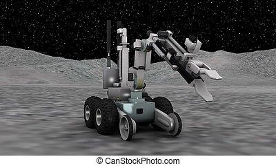 sojourner rover - image of sojourner rover