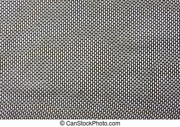 fiberglass cloth background - macro of fiberglass cloth used...