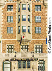 Signature Hotel - The Delta Bessborough hotel is a...