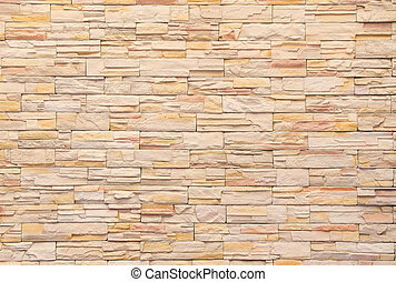 stone texture wall surface - background pattern color of...