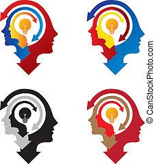 Head Idea logo