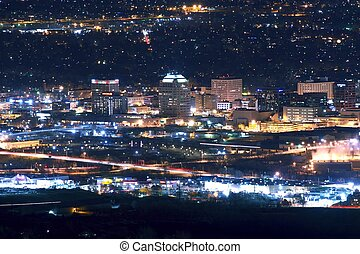 Colorado Springs Skyline - City of Colorado Springs Skyline...