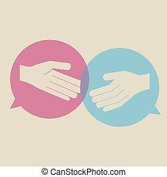 hands gesture