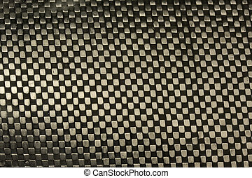 carbon fiber fabric with epoxy resin background