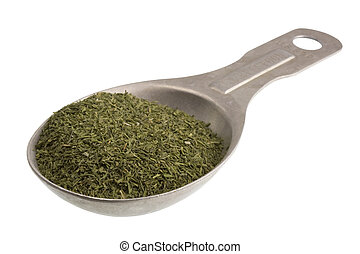 tablespoon of dried dill weed