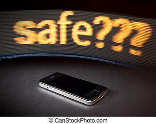 safe smart phone