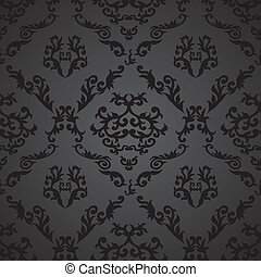 Seamless geometric pattern in islamic style. - Seamless...